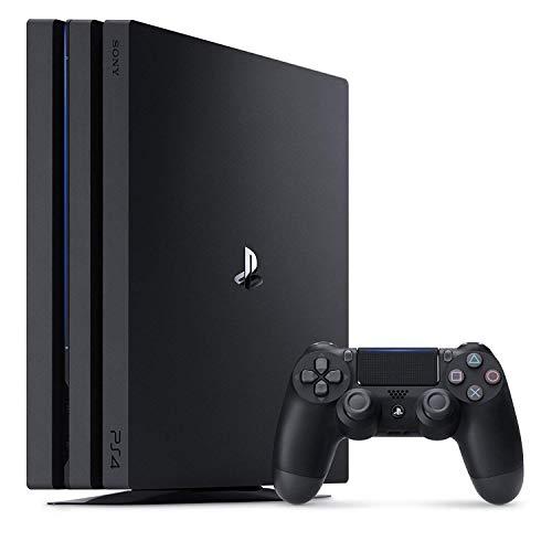 {PlayStation 4 Pro ジェット・ブラック 2TB (CUH-7200CB01)【メーカー生産終了】}