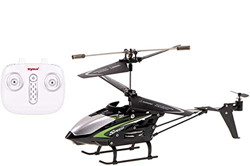 s-idee® Syma S5H Heli Hubschrauber RC Ferngesteuerter Hubschrauber/Helikopter schwarz
