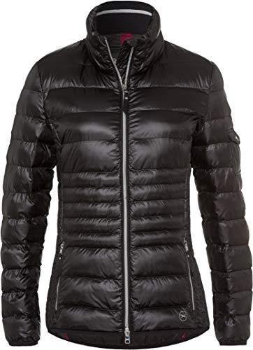 BRAX Damen Style Bern Outdoor Zero Down Jacke, Black, (Herstellergröße: 42)
