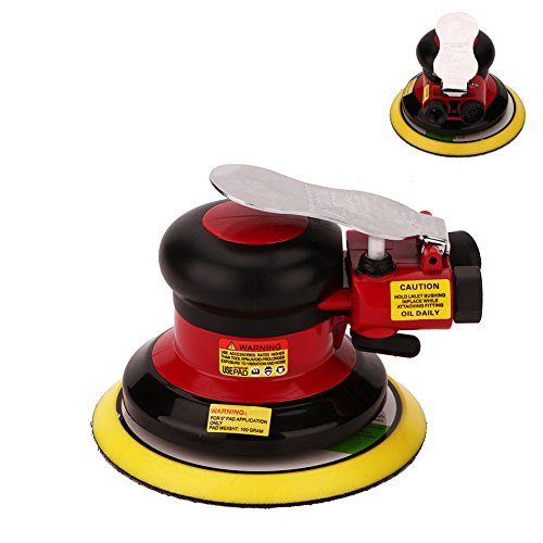 Professional Air Random Orbital Palm Sander