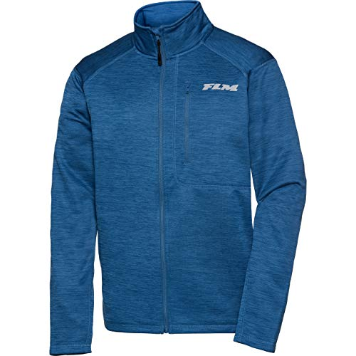 FLM outdoor fleecevest fleece jas fleecevesten vliesjas 3.0, mannen, casuale/modieus, winter, textiel