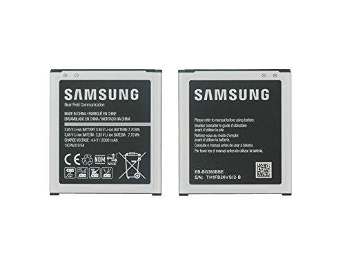 Samsung EB-BG360 GH43-04378A - Batería original para Samsung G360 Galaxy Core Prime (2000 mAh)