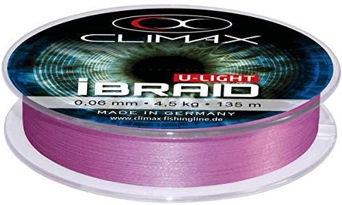 Climax IBraid U-Light Fluo-Purple 135 M; 0,04 Mm