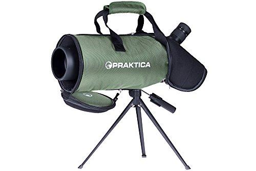 Praktica 65 - 80 mm Spotting Scope Case for Hydan, Alder and Highlander - Green