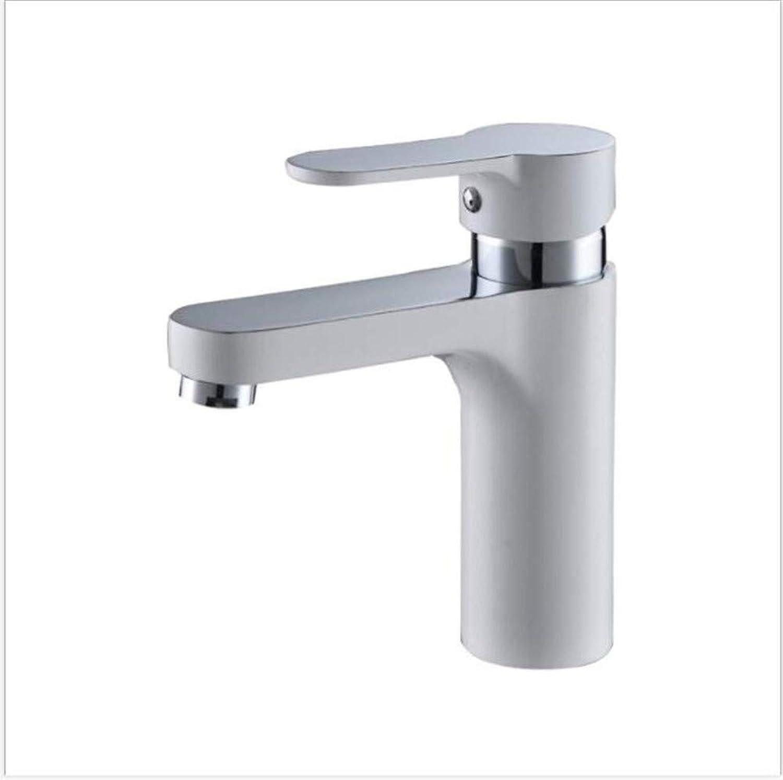 Kitchen Brass Vintage Chrome Bathroom Sink Basin Lever Mixer Tap Brass Cold-Hot Single-Hole Basin Faucet Washbasin Toilet Sink Faucet