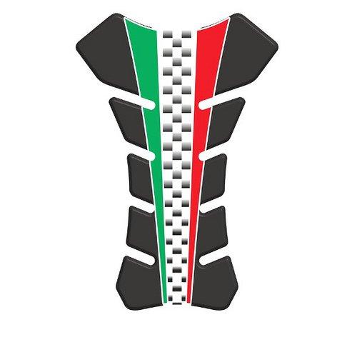 TANK PROTECTION MODELLO ITALIA RESINATO ECOMISSION STICKERS
