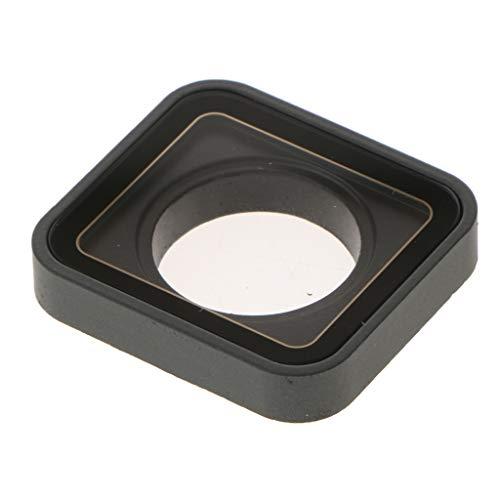 perfk Für GoPro Ersatzlinse Objektivglas Objektiv Schutzglas Ersatz für Gopro Hero 5 6 Black-Kamera
