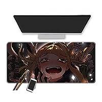 マウスパッド僕のヒーローアカデミアアニメラバーマウスマットゲーミングマウスパッドアニメラージXxlマウスパッドゲーマースピードロッキングエッジコンピューターパッドキーボードプレイマット-100x50cm