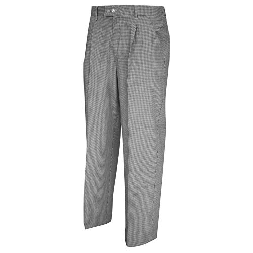 Misemiya - Chef Pantalons Cuisiner Unisex Taille Elastique - Réf.847-40, Patagallo