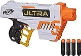 Nerf Ultra Five Blaster – Clip Interno de 4 Dardos, 4 Dardos Nerf Ultra, Almacenamiento de Dardos, Compatible Solo con Dardos Nerf Ultra