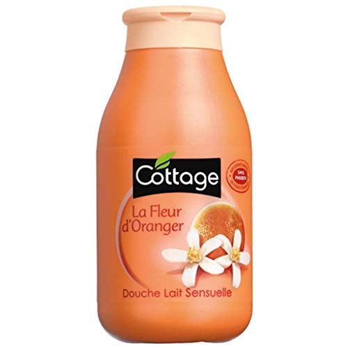 Cottage Pack Cottage Shower Milk Sinnliche Blume Dâ € ™ orange 250ml (6er-Pack) 1