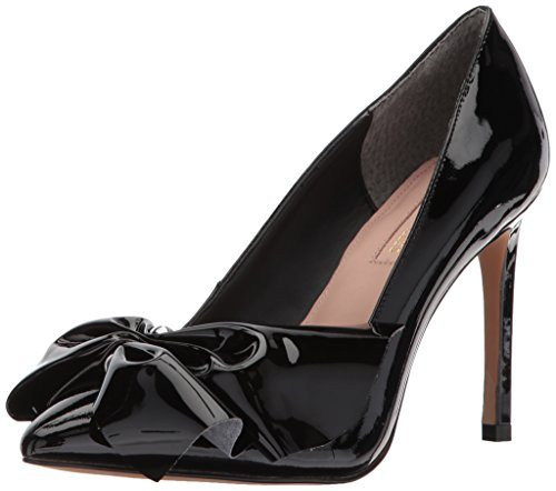 Avec Les Filles Women's Charlotte Pump, Black, 5.5 Medium US