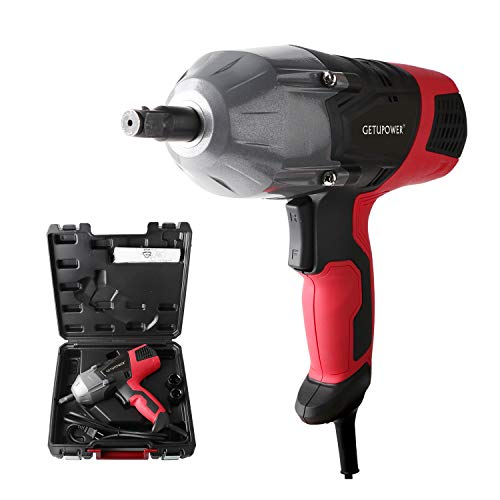 GETUPOWER 120 Volt Electric Impact Wrench 1/2 inch, 350...