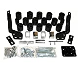 Performance Accessories, Dodge Ram Non Sport 3' Body Lift Kit, fits 2000 to 2001, PA60073, Made in America