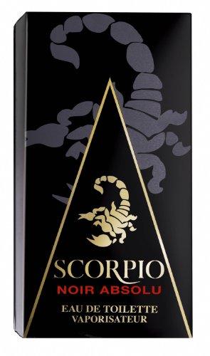 Scorpio Eau de Toilette für Herren, Noir Absolu, 75 ml