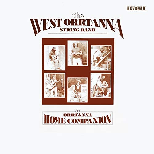 The West Orrtanna String Band 
