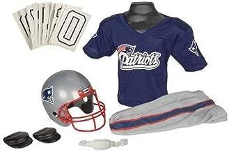 Franklin Sports Inc. Boys' Nfl New England Patriots Uniform Set