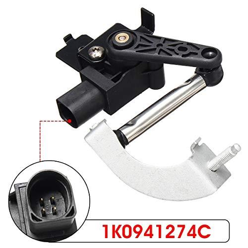 Interruptor Botón de Coches For sensor de nivel de los faros Car Accessories A6 Car Accessories Golf Je-tta- Touran 1K0941274C coche