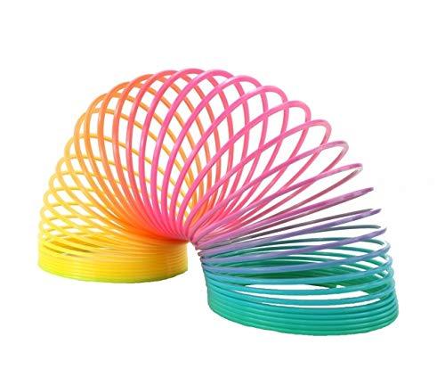 Paul Import GmbH 1 x Regenbogenspirale Springspirale Spirale 65 x 34 mm