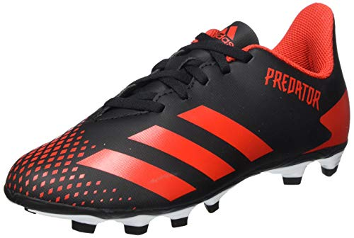 Adidas Predator 20.4 Fxg J Voetbalschoen, zwart, 35 EU