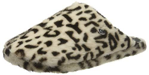 ESPRIT Damen Doni Leo Mule Pantoffeln, Weiß (Off White 110), 37 EU