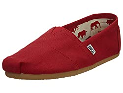 Women Clemente Canvas slippers