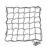 HilMe Filet de treillis, filet élastique pour jardin, tente de culture, flexible et réglable, Pas de zéro, Voir image, 60 x 60 cm