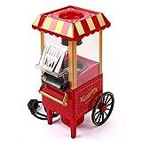 REMIFA Mini Carrito de Palomitas de maíz, Regalo Creativo, pequeña máquina de electrodomésticos, máquina de Palomitas de maíz automática eléctrica para niños (1pc)