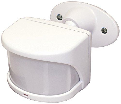 Heath Zenith SL-7773-03 Sensor Head 180 Deg Detect White