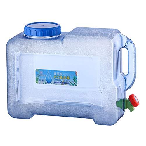 Cubo De Almacenamiento De Agua Para Automóvil, Contenedor De Agua Portátil, Botella...