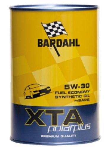 BARDAHL XTA POLARPLUS 5W30 Olio motore 100% SINTETICO 1 LITRO