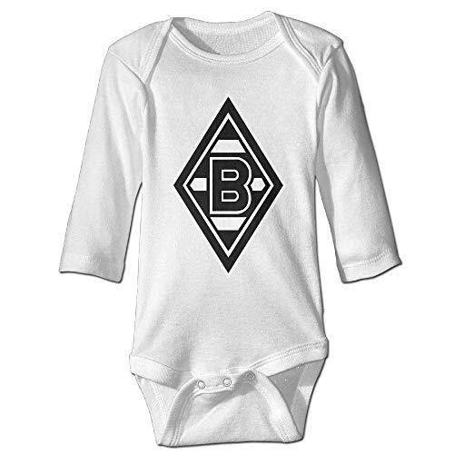 Huijiaoo VFL Borussia Mönchengladbach Logo Babykleidung