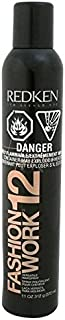 Redken by Redken Fashion Work 12 Versatile Working Spray for Unisex, 11 Ounce