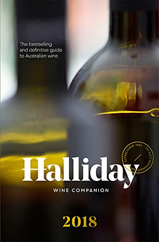 Halliday Wine Companion 2018: James Halliday