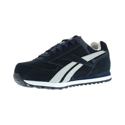 Reebok Work Men's Leelap RB1975 Safety Shoe,Blue,11 M US