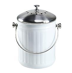 Komposteimer / Biomülleimer für die Küche - praktisch und elegant