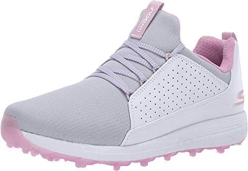 Skechers GO Golf MAX Mojo Zapatos de Golf para Mujer (40 EU, Rosa)