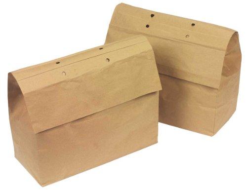 Swingline GBC Shredder Bags, Recylable Paper, 21 Gallon, For 500X/500M, 5/Pack (1765030)