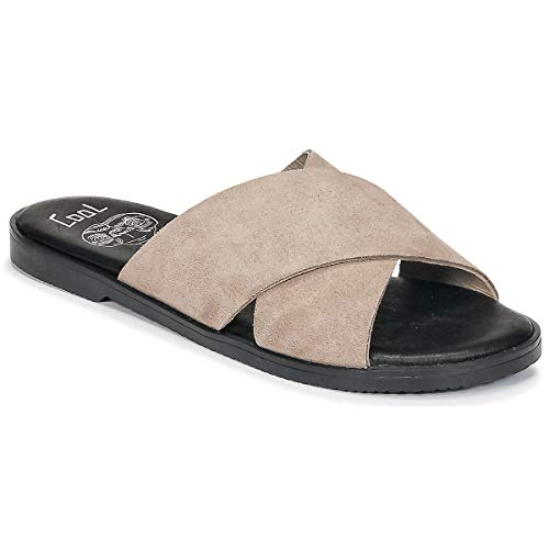 Coolway Andrea Zuecos Mujeres Topotea - 38 - Zuecos (Mules) Shoes