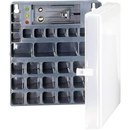 Conrad energy Box 36 Batteriebox 36x Micro (AAA), Mignon (AA), 9 V Block (L x B x H) 140 x 125 x 60 mm