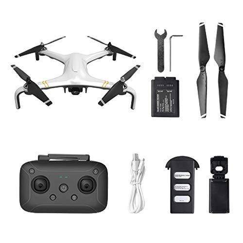 YHM Quadcopter De Larga Duración, Posicionamiento GPS 1080P Fotografía Aérea De Alta Definición, Drone De Control 5Gwifi con Una Distancia De 200 Metros
