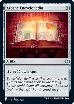 Magic  The Gathering - Arcane Encyclopedia - Jumpstart