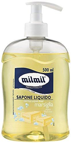 Mil vloeibare zeep Marsiglia 500 ml