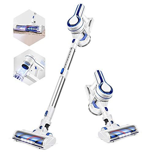 APOSEN Cordless Vacuum, Powerful Suction 4 in 1...