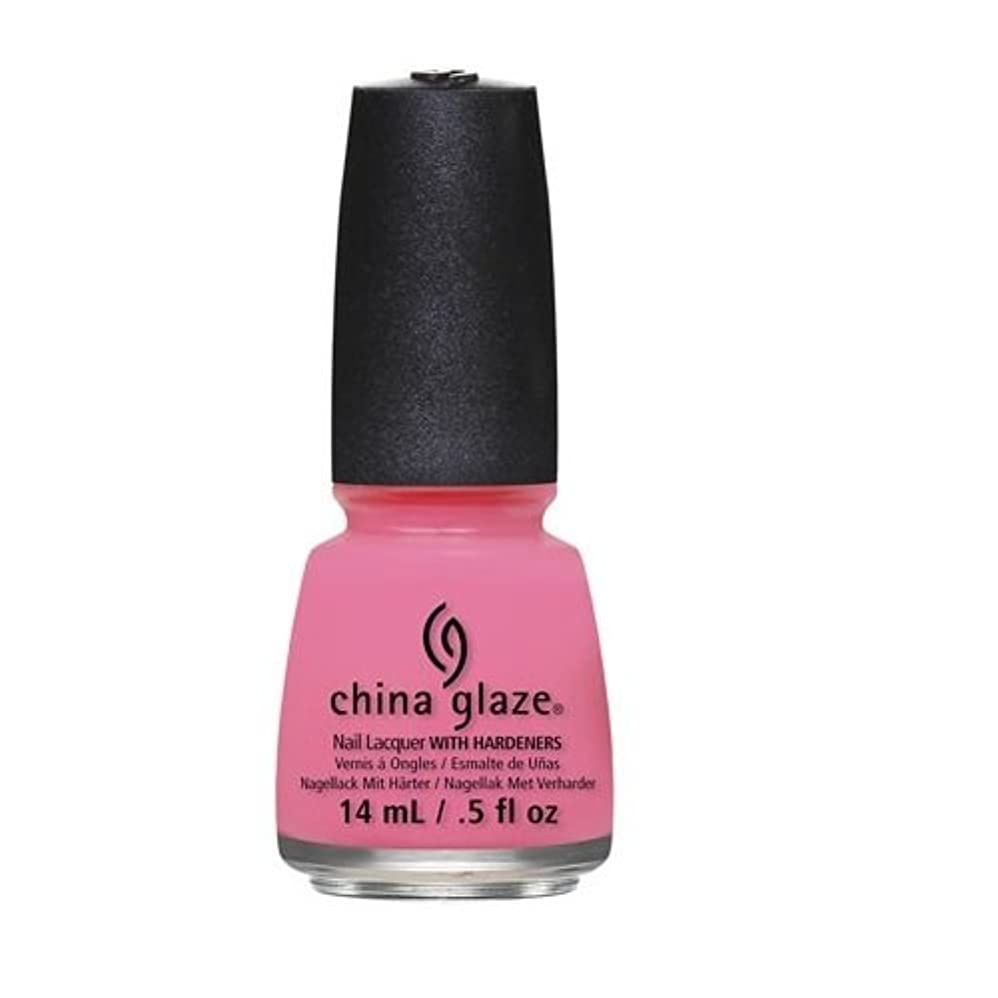今引っ張るもっとCHINA GLAZE Off Shore Collection - Float On (並行輸入品)