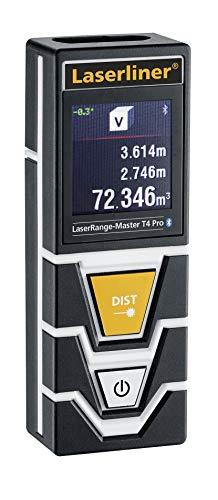 Laserliner LaserRange-Master T4 Pro Afstandsmeter met hoekfunctie - Bluetooth - 40m