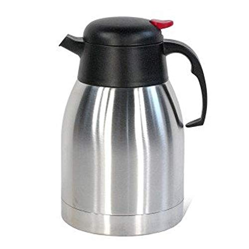 Aurora Store.it Thermos 1.2 Litri Acciaio Inox BROCCA CARAFFA PORTABEVANDE TERMOS Thermos Termica Caffe