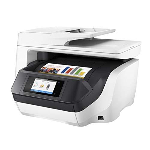 FASBHI Imprimante, Impression Couleur Recto-Verso Automatique, Copie, numérisation, télécopieur, imprimante Multifonctions A4 pour travaux de Dessin à Haute Vitesse