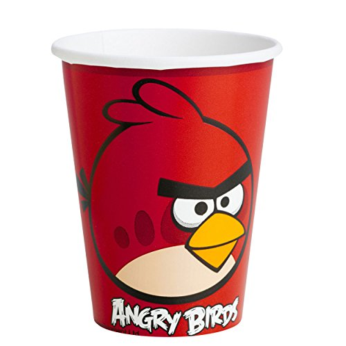 Gobelets Red Bird - Angry Birds - Taille Unique