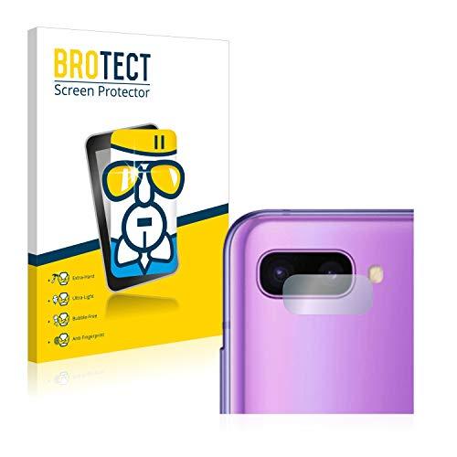 BROTECT Panzerglas Schutzfolie kompatibel mit Samsung Galaxy Z Flip (Kamera) - AirGlass, 9H Festigkeit, Anti-Fingerprint, HD-Clear
